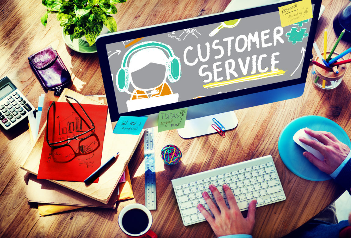 excellent customer service and delivery agency